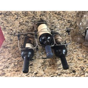 Wine Rack - collapsible/portable
